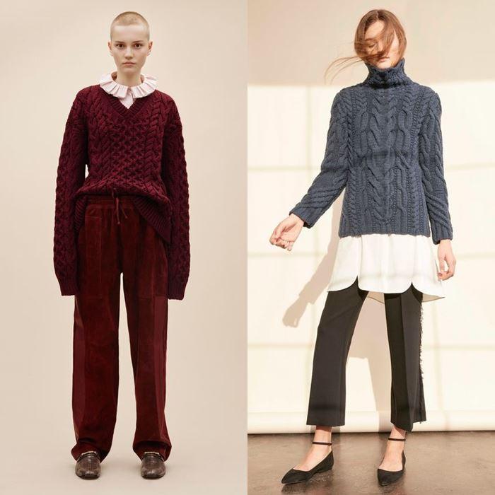 модные трикотажные свитера осень-зима 2016-2017 (15)