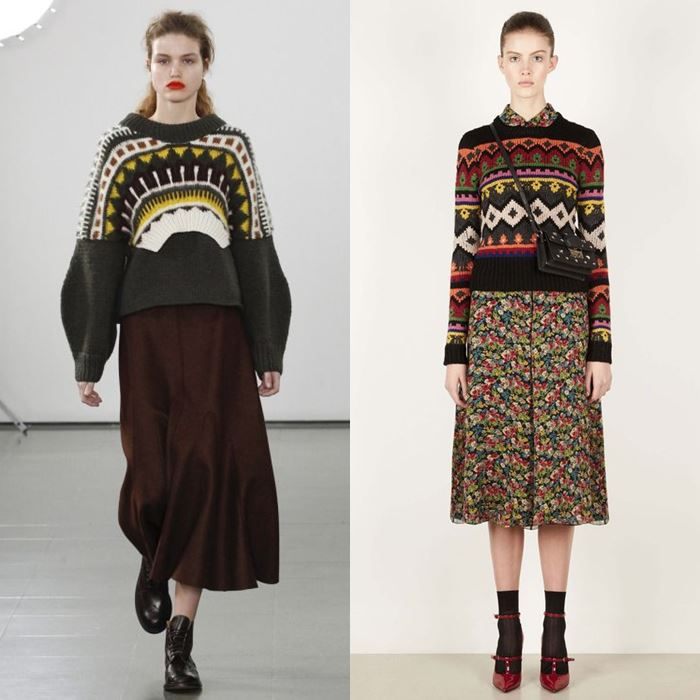 модные трикотажные свитера осень-зима 2016-2017 (17)