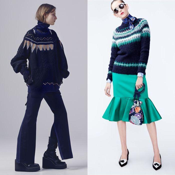 модные трикотажные свитера осень-зима 2016-2017 (18)