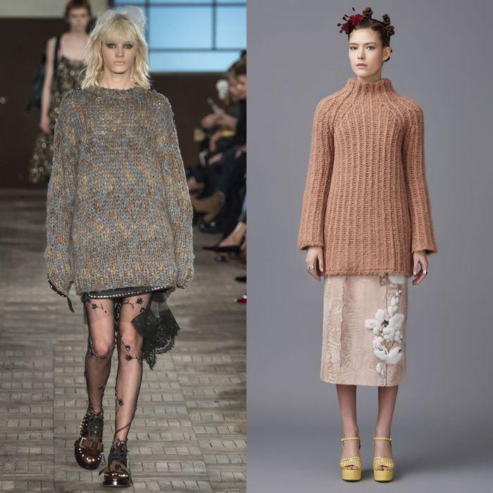 модные трикотажные свитера осень-зима 2016-2017 (4)