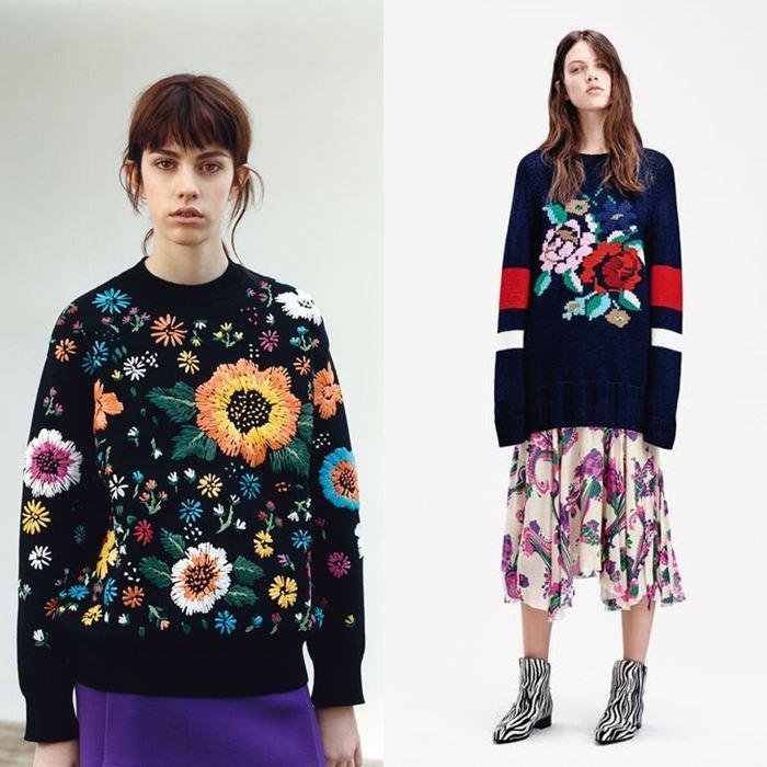 модные трикотажные свитера осень-зима 2016-2017 (8)