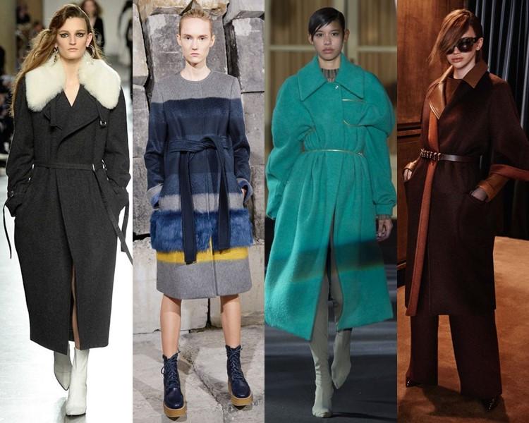 модные женские пальто осень-зима 2016-2017 тенденции (14)