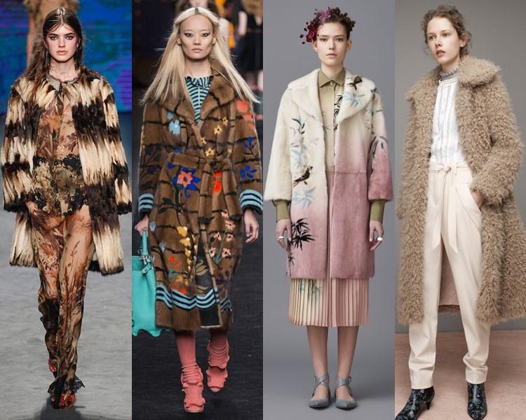 модные женские пальто осень-зима 2016-2017 тенденции (2)
