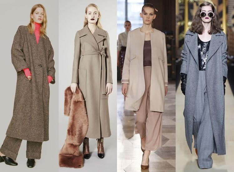 модные женские пальто осень-зима 2016-2017 тенденции (20)