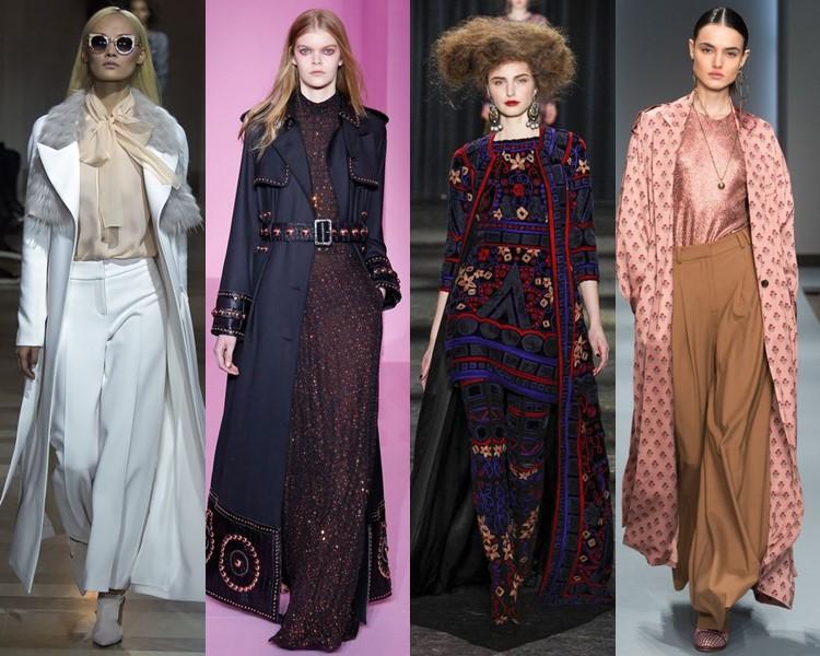 модные женские пальто осень-зима 2016-2017 тенденции (9)