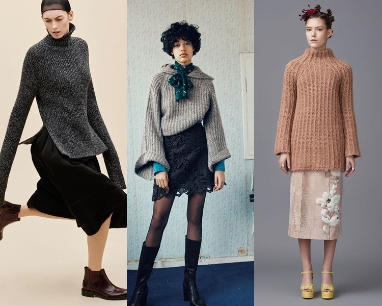 модный трикотаж осень-зима 2016-2017 тенденции (1)