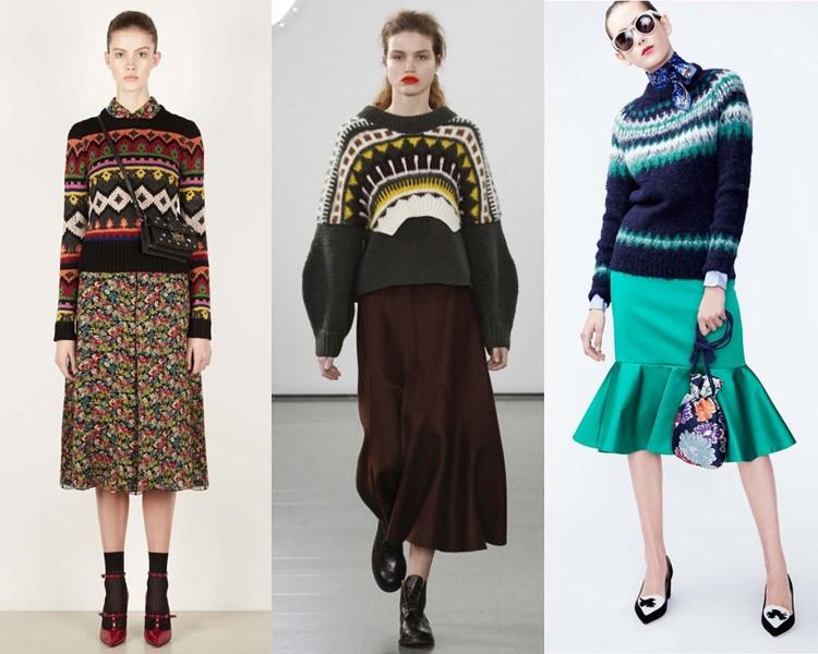 модный трикотаж осень-зима 2016-2017 тенденции (11)
