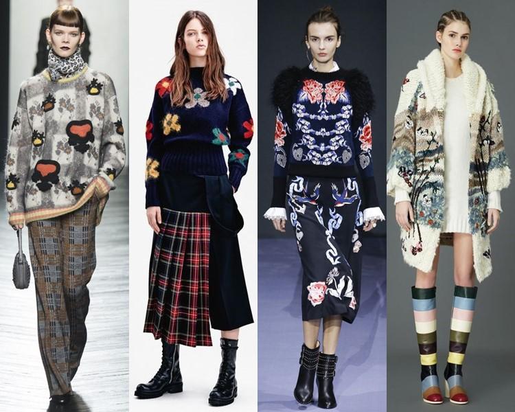 модный трикотаж осень-зима 2016-2017 тенденции (12)