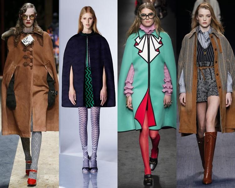 Модные Тенденции Осень 2017 Женская Одежда