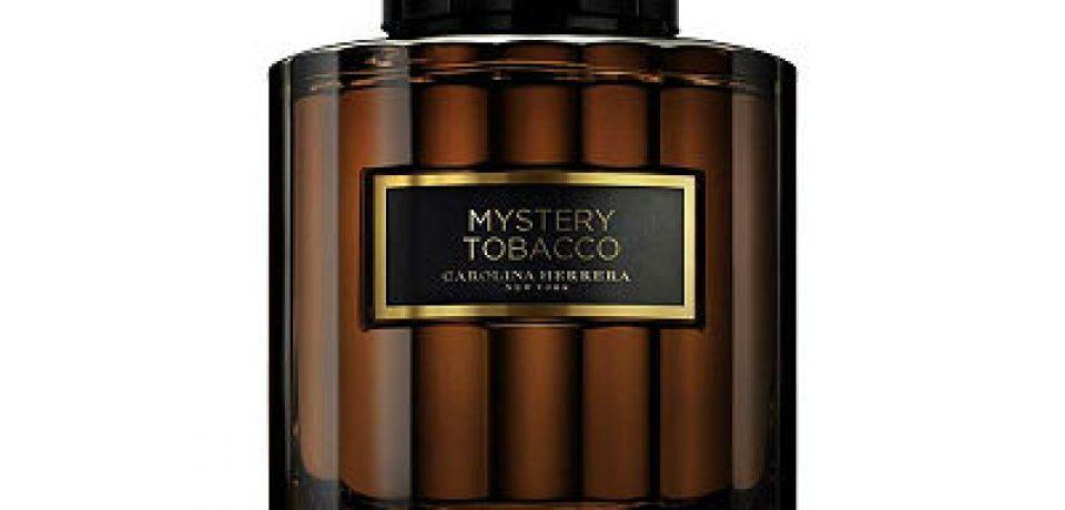 Mystery Tobacco – восточно-древесный аромат Carolina Herrera