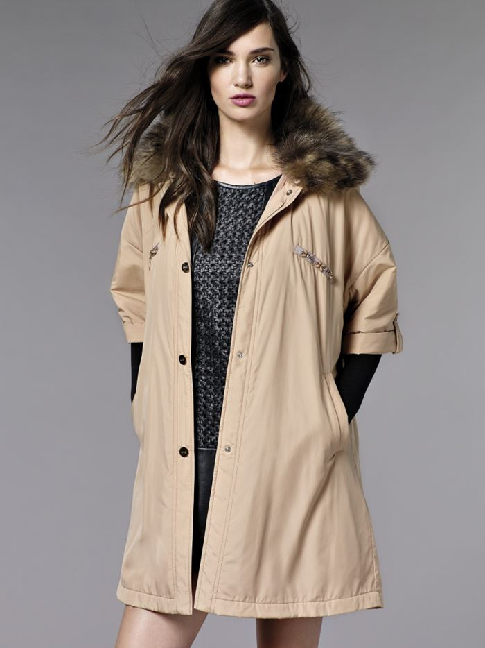 Коллекця курток Les Nuages Liu Jo осень-зима 2016-2017 (2)