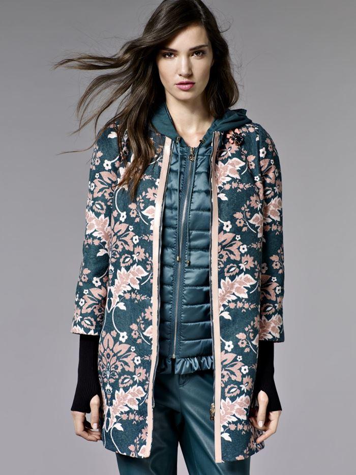 Коллекця курток Les Nuages Liu Jo осень-зима 2016-2017 (4)