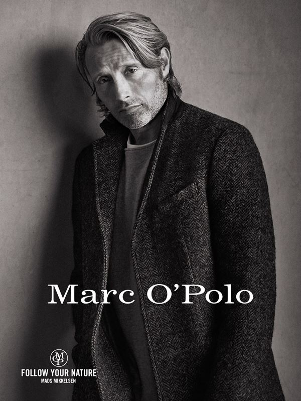 Мадс Миккельсен Marc O'Polo осень-зима 2016-2017 (1)