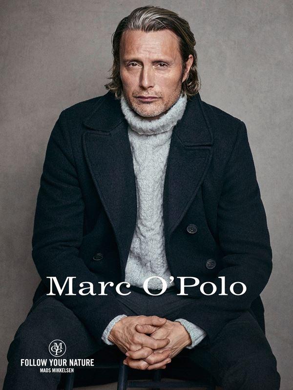 Мадс Миккельсен Marc O'Polo осень-зима 2016-2017 (2)
