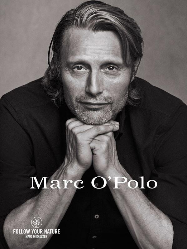 Мадс Миккельсен Marc O'Polo осень-зима 2016-2017 (7)