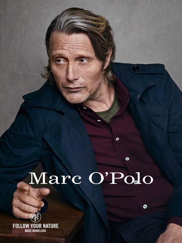 Мадс Миккельсен Marc O'Polo осень-зима 2016-2017 (8)