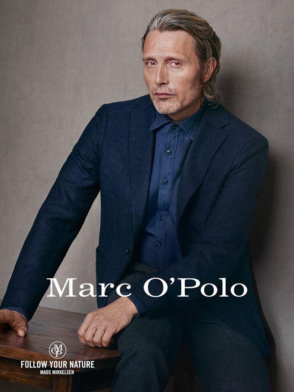 Мадс Миккельсен Marc O'Polo осень-зима 2016-2017 (9)
