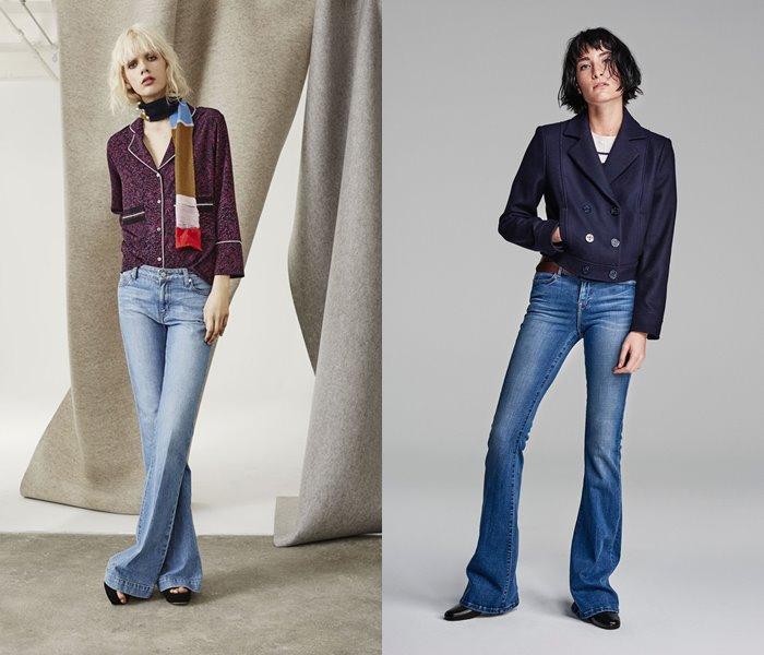 Модные джинсы осень-зима 2016-2017 (1)