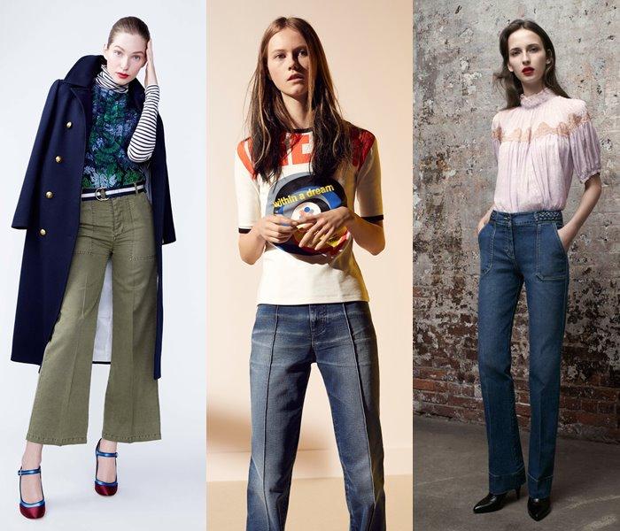 Модные джинсы осень-зима 2016-2017 (10)