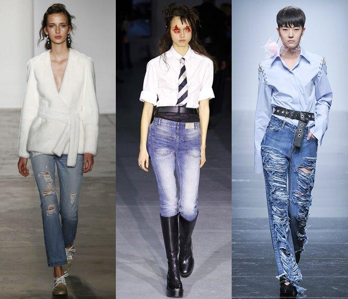Модные джинсы осень-зима 2016-2017 (11)