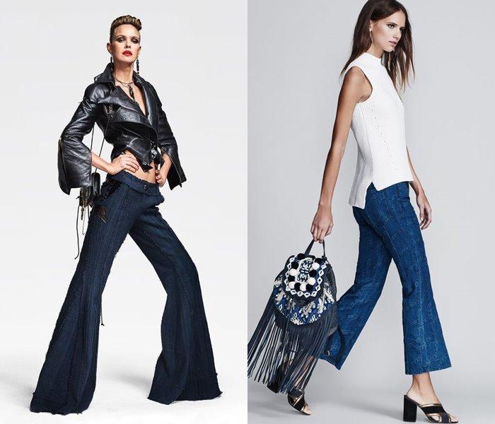 Модные джинсы осень-зима 2016-2017 (2)