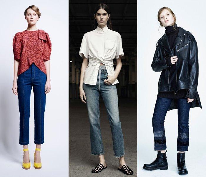 Модные джинсы осень-зима 2016-2017 (3)