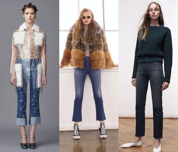 Модные джинсы осень-зима 2016-2017 (4)