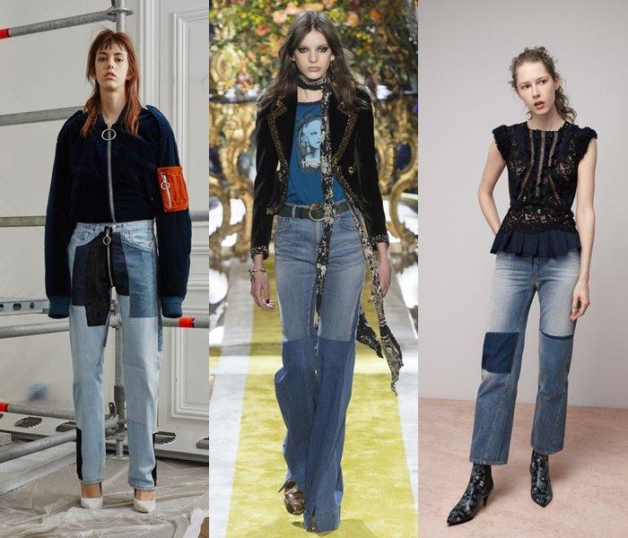 Модные джинсы осень-зима 2016-2017 (5)