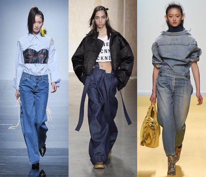 Модные джинсы осень-зима 2016-2017 (9)