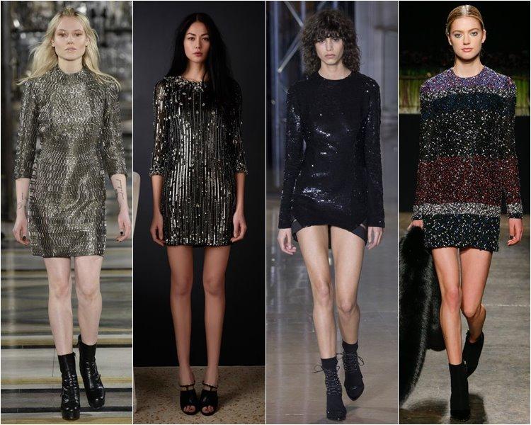 Модные коктейльные платья осень-зима 2016-2017 (10)