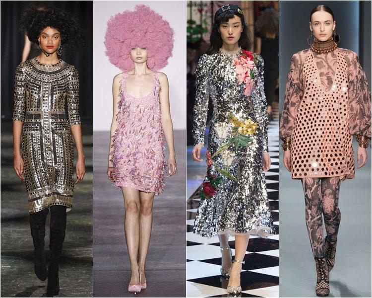 Модные коктейльные платья осень-зима 2016-2017 (11)