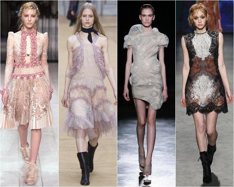 Модные коктейльные платья осень-зима 2016-2017 (15)