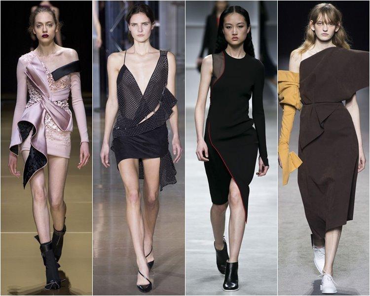 Модные коктейльные платья осень-зима 2016-2017 (6)