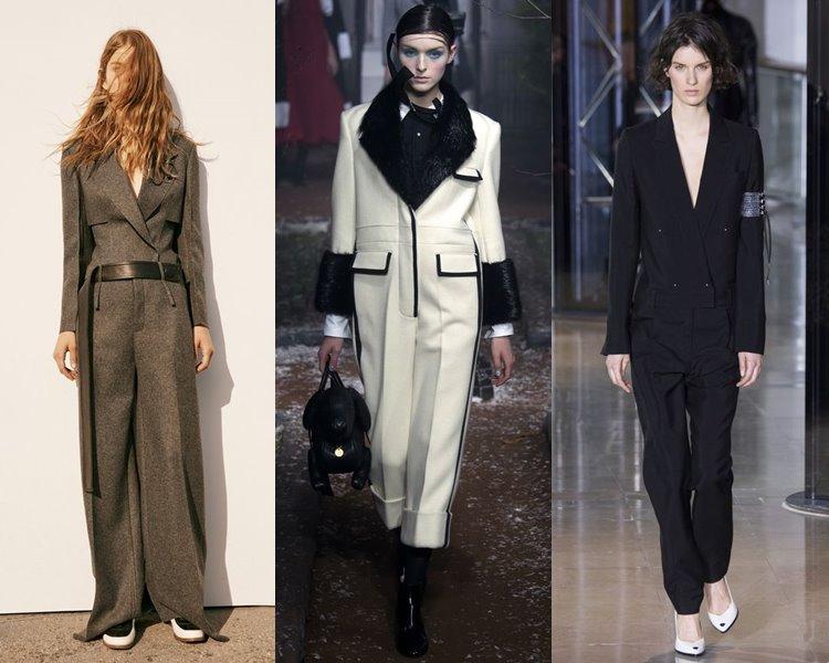 Модные комбинезоны осень-зима 2016-2017 тренды (11)
