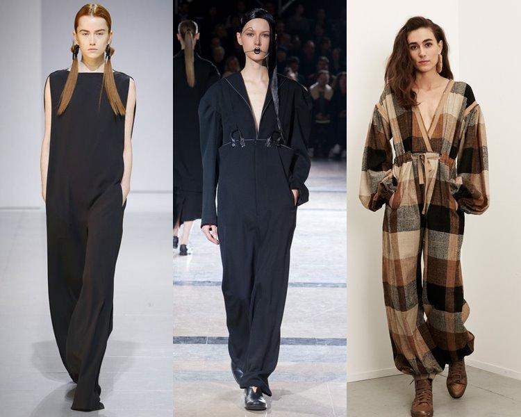 Модные комбинезоны осень-зима 2016-2017 тренды (14)