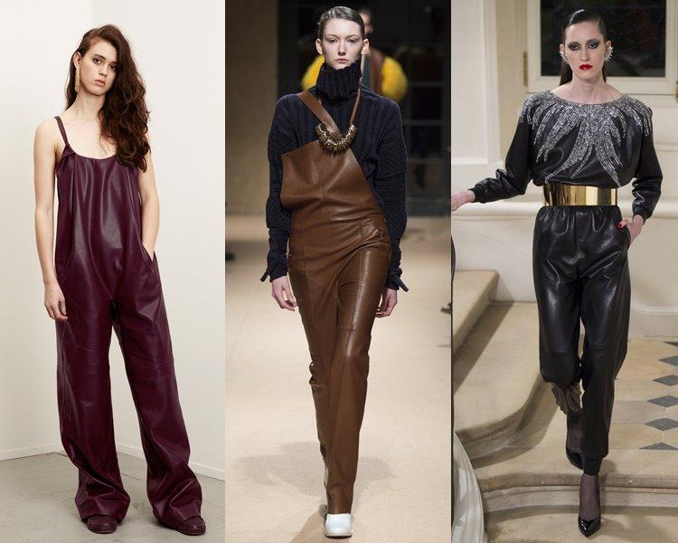 Модные комбинезоны осень-зима 2016-2017 тренды (8)