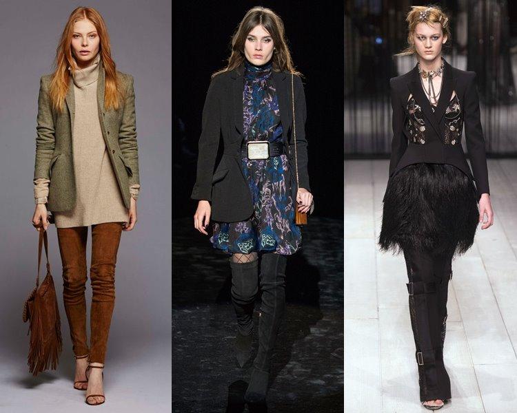 Модные жакеты пиджаки осень-зима 2016-2017  (12)