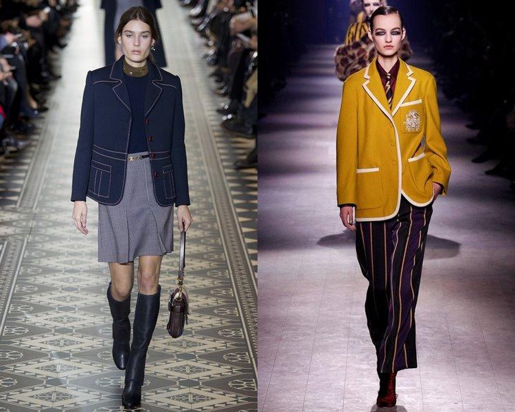 Модные жакеты пиджаки осень-зима 2016-2017  (14)