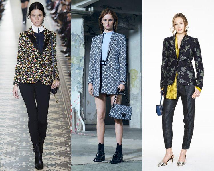 Модные жакеты пиджаки осень-зима 2016-2017  (19)