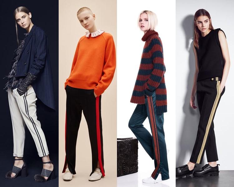 Модные женские брюки осень-зима 2016-2017 (12)