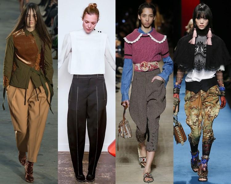 Модные женские брюки осень-зима 2016-2017 (6)