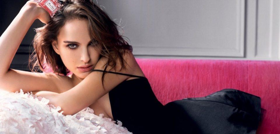 Miss Dior Absolutely Blooming: новый аромат и рекламная кампания с Натали Портман