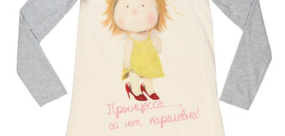 ТВОЕ и Евгения Гапчинская представили новые детские модели