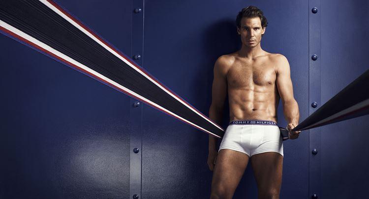 Tommy Hilfiger рафаэль надаль рекламная кампания нижнего белья (1)