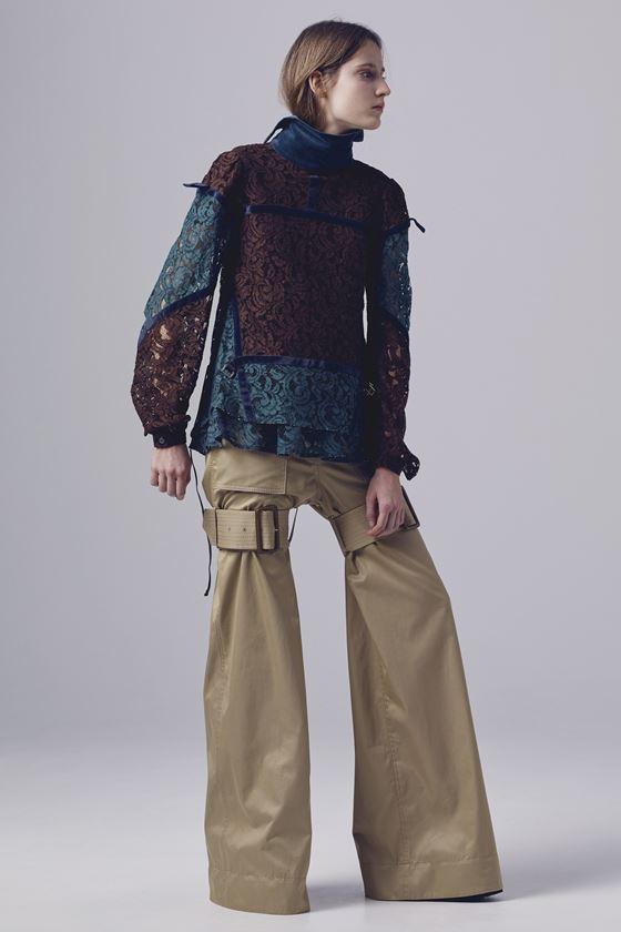 брюки клеш осень-зима 2016-2017 (19)