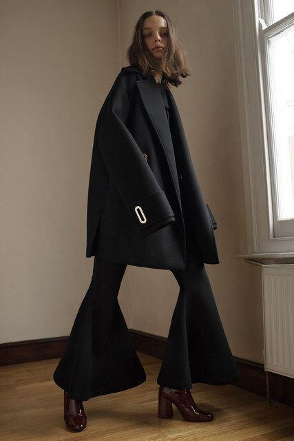 брюки клеш осень-зима 2016-2017 (5)