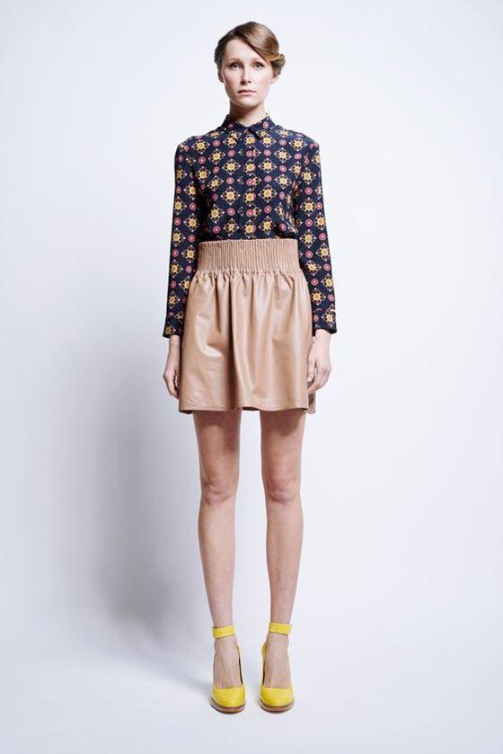 короткие мини юбки осень-зима 2016-2017 (16)