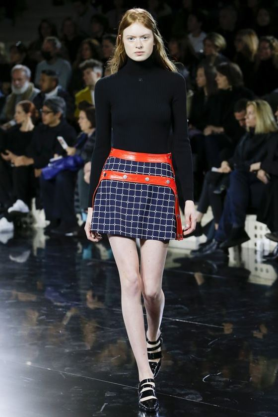 короткие мини юбки осень-зима 2016-2017 (8)