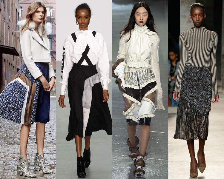 модные юбки осень-зима 2016-2017 тенденции (1)