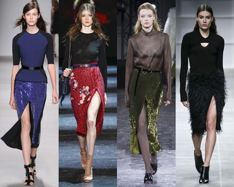 модные юбки осень-зима 2016-2017 тенденции (10)
